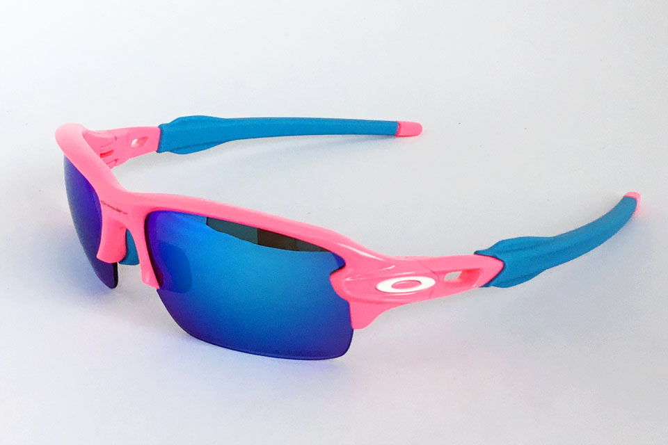 FLAK XS Neon Pink/Prizm sappire