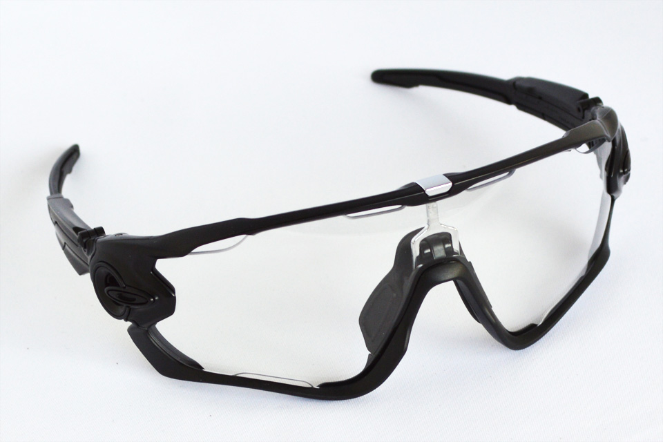 Jawbreaker oce matte black/clear